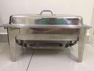 Food storage metal