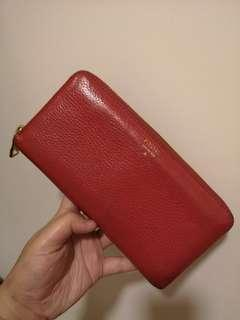 Fossil Wallet Purse Used #BlackFriday100