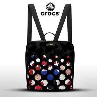 Crocs Butterfly Jelly Bagpack 😍
