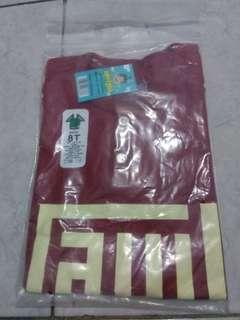 Kaos anak upright