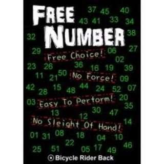 Free Number Magic Trick
