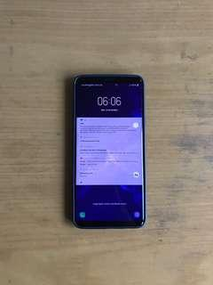 Samsung s9 plus midnight black 128gb SEIN