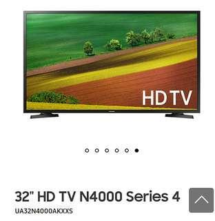 Brand new Samsung 32in LED HD digital tv