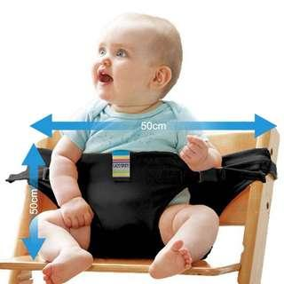 Infant baby seat harness