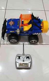 Mainan Mobil Remote Control R/C Jeep Off Roader