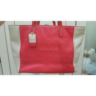 Preloved Coach Shoulder Bag Original