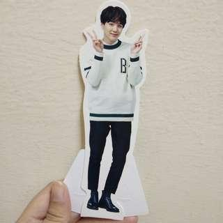 Bts 3rd Muster bluray standee