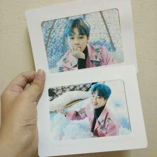 Bts wings tour paper frame