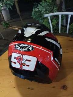 Helm SHEL Cakep kinyis2