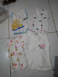 Baju bayi Take all ( F)