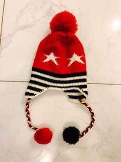星星可愛冷帽