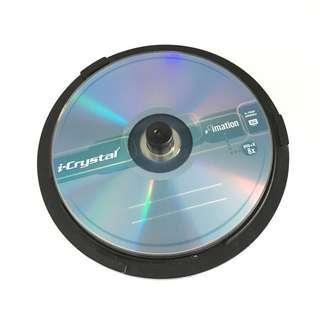 i-Crystal imation DVD+R rewritable