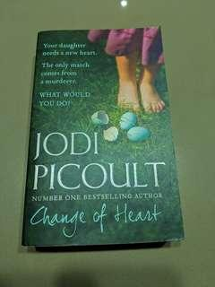 Jodi Picoult - Change of Heart
