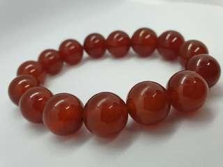 Red Agate Bracelet 红玛瑙手链