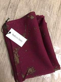 瑞典品牌rules by Mary scarf