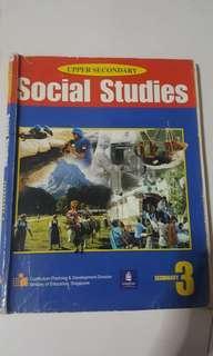 Social Studies secondary 3
