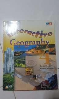 Interactive Geography