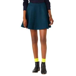Agnes B circle skirt in Navy