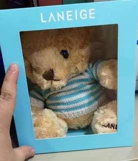 (Reduced) Laneige Teddy Bear 'Beddy' #mfeb20