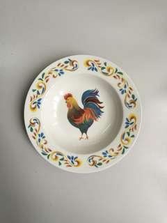 ❇️Vintage Chicken Plate #subangjayaswap #mfeb20