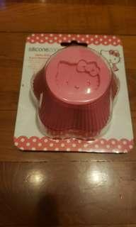 Hello kitty cupcake 杯