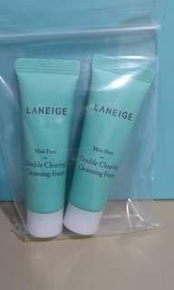 Laneige Mini Pore Cleanser 10ml #beauty50