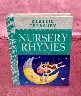 Classic Treasury - Nursery Rhymes