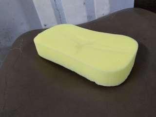 洗車海綿 220x110x35mm