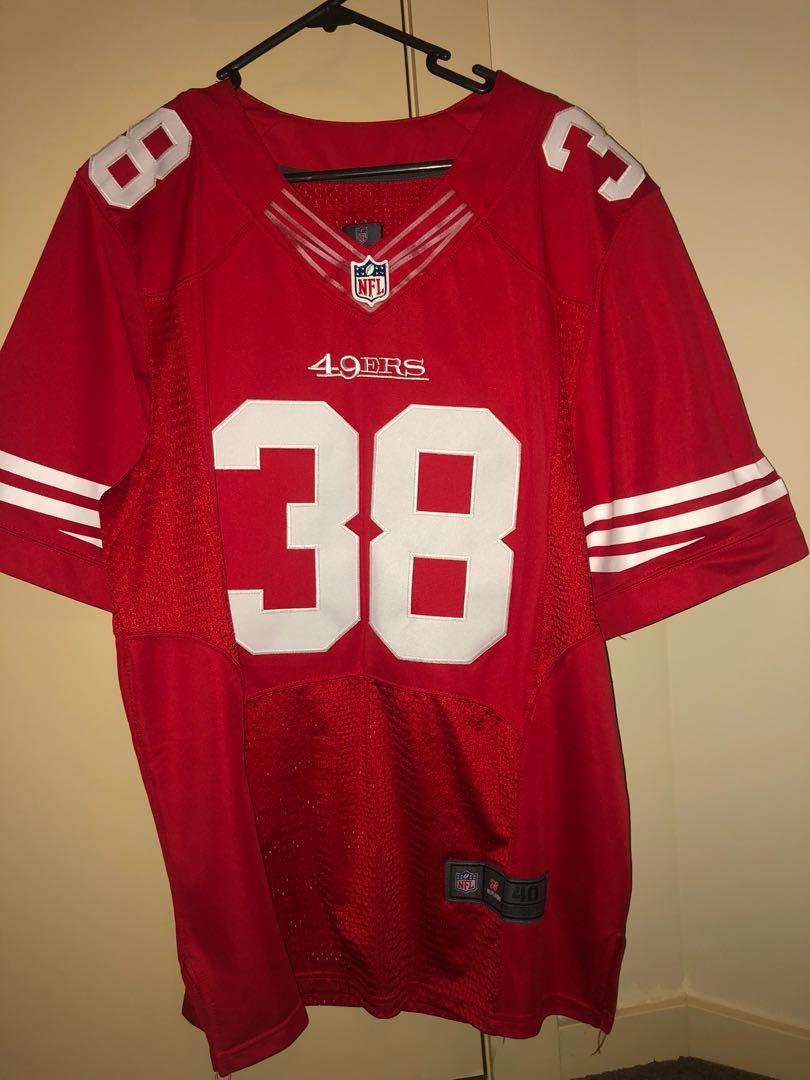 49ers NFL Jersey Hayne