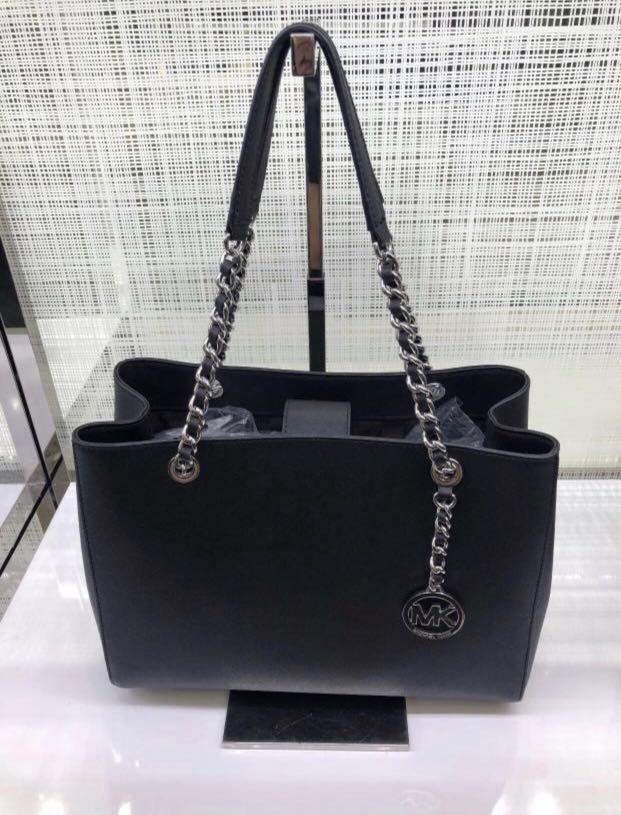 88d201b313f4 💯 % Authentic BNIP MK Susannah Large Tote Bag, Luxury, Bags ...