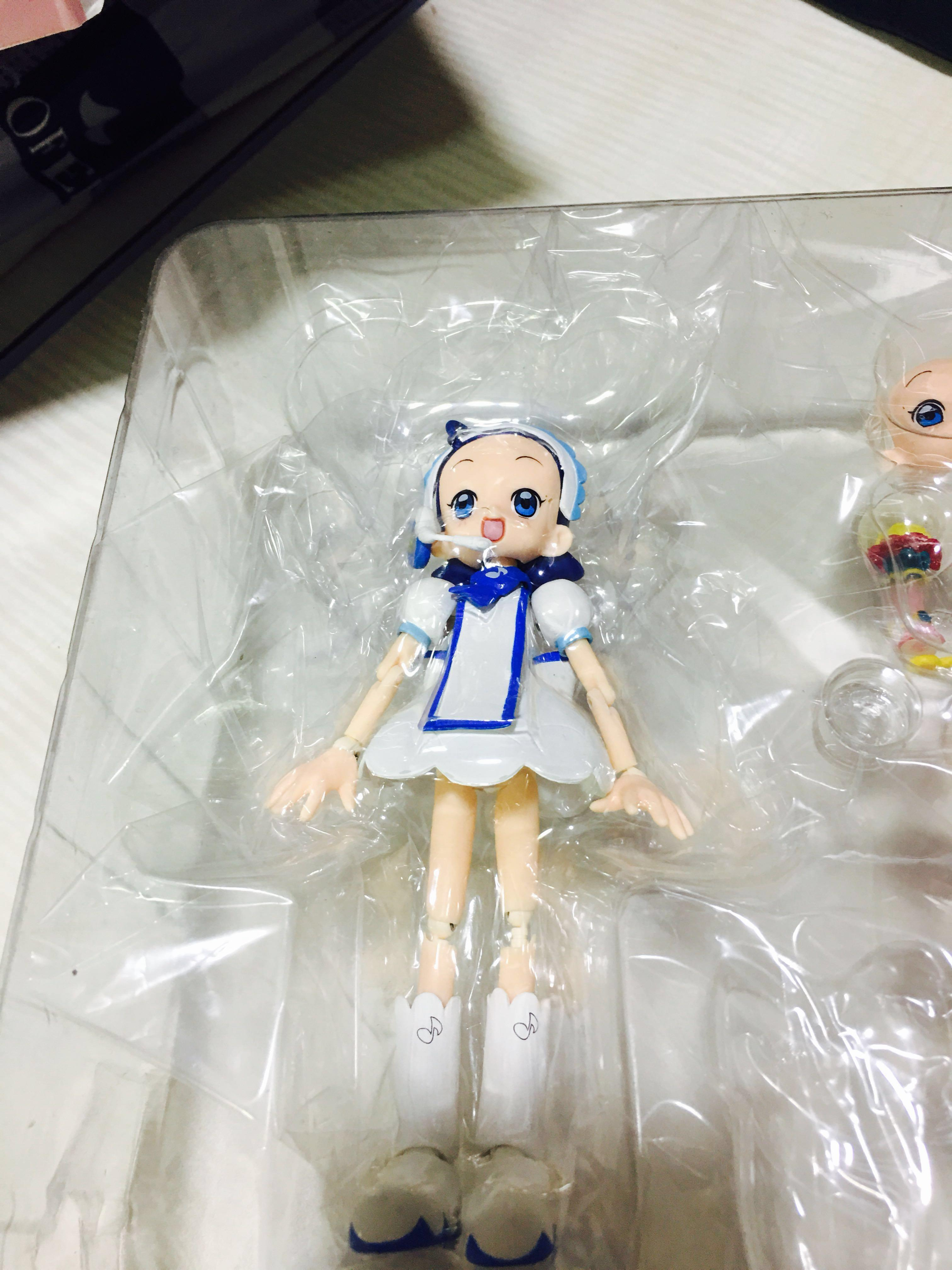 小魔女 doremi 愛子 可動模型