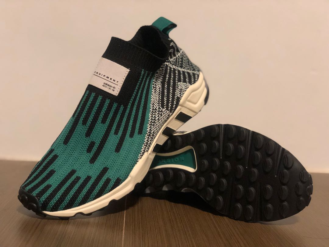 new style f337c 25cd6 Adidas EQT support SK primeknit shoes, Men s Fashion, Footwear, Sneakers on  Carousell