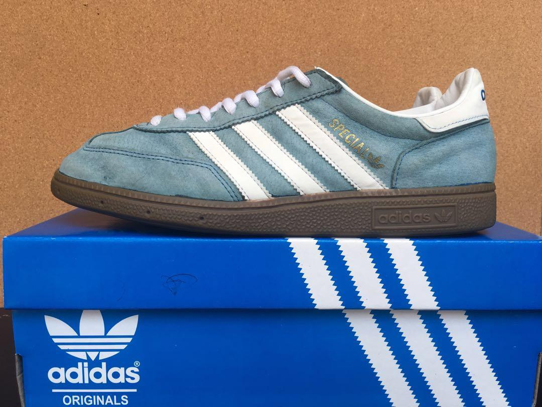 shop best sellers super quality newest Adidas Spezial Blue Gum Original, Men's Fashion, Men's ...