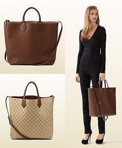 845e46de04b3 Authentic Gucci Ramble Reversible Tote, Luxury, Bags & Wallets, Handbags on  Carousell