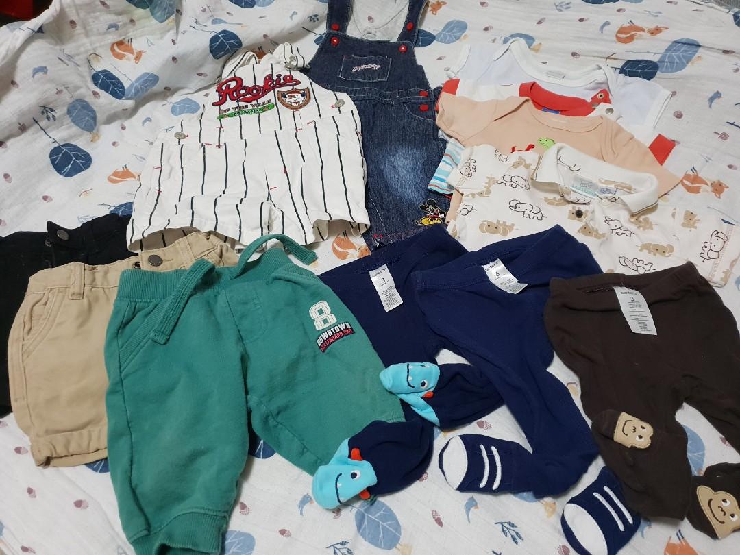 bb23d09547df Baby boy clothes bundle (3-6 months)