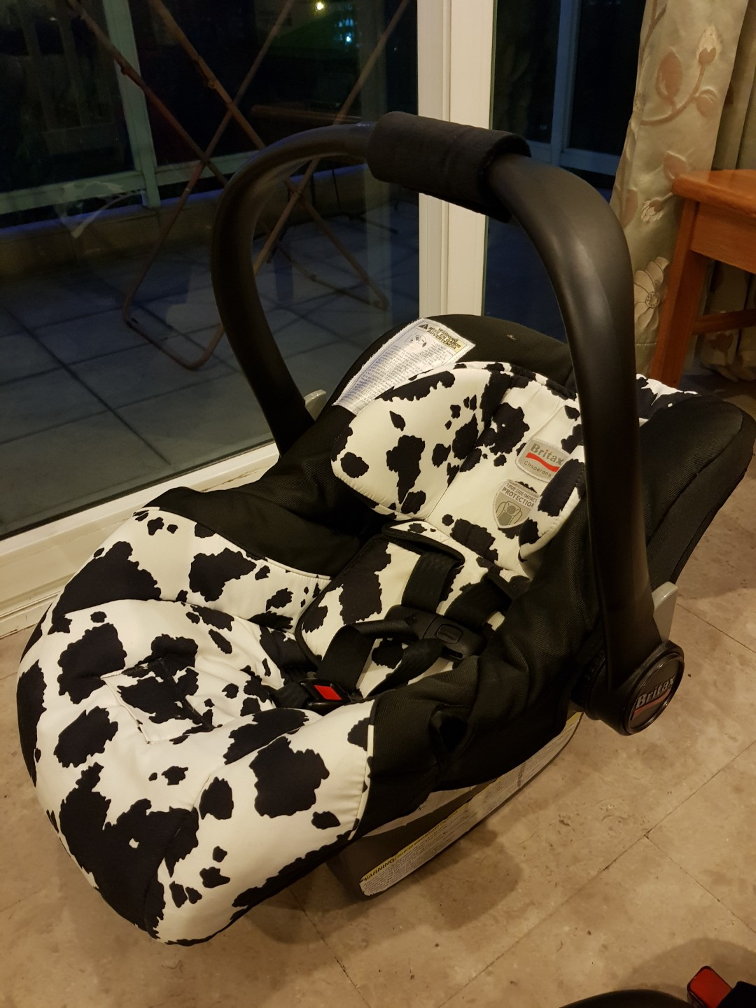 Britax Chaperone Infant Carrier With Car Seat Base Babies Kids