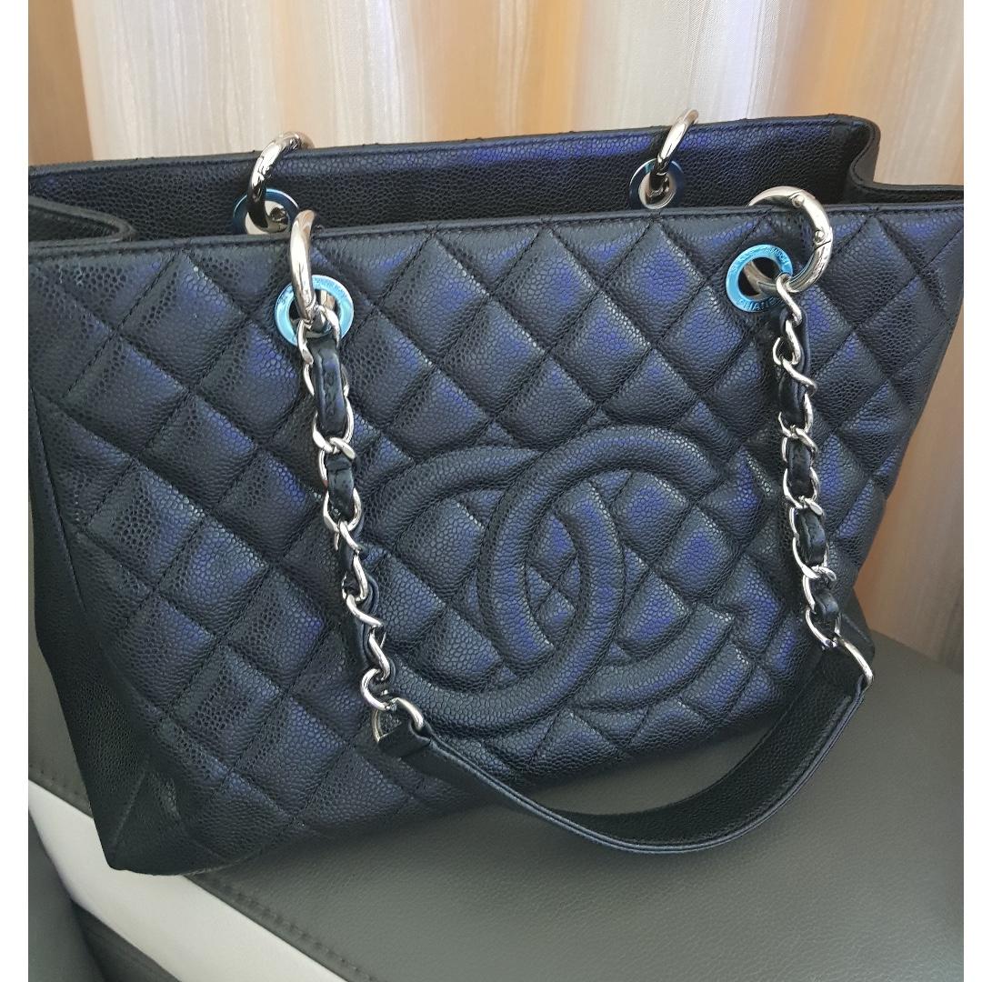 9518ccad74bc Chanel Gst Handbag - Foto Handbag All Collections Salonagafiya.Com
