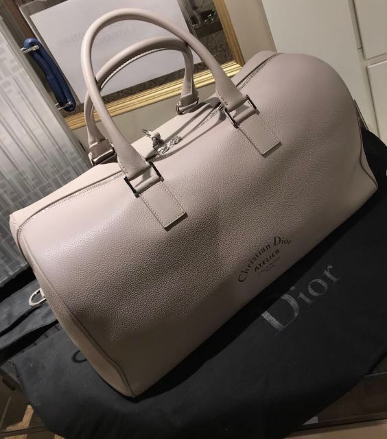 4536a1661511 Christian Dior Atelier Limited Edition Travel Bag!