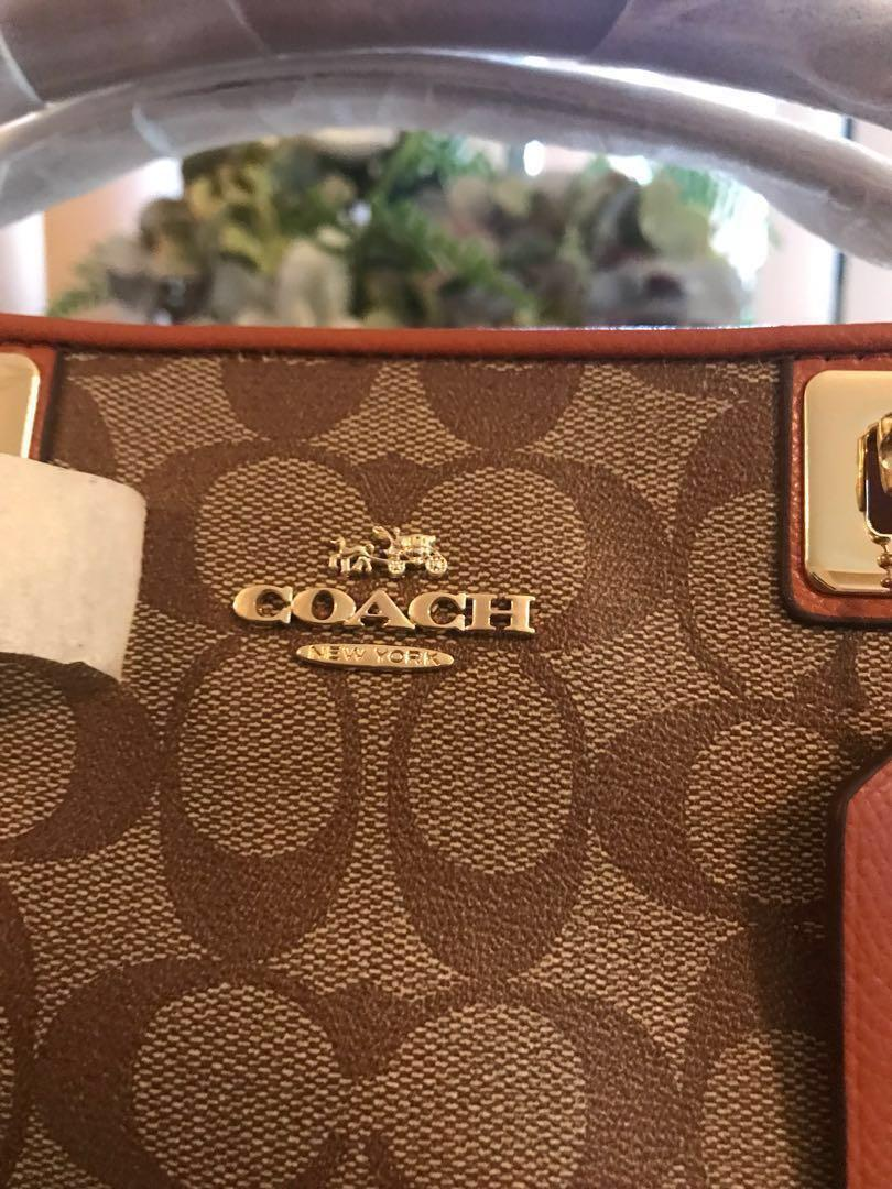 Coach bag free shipping