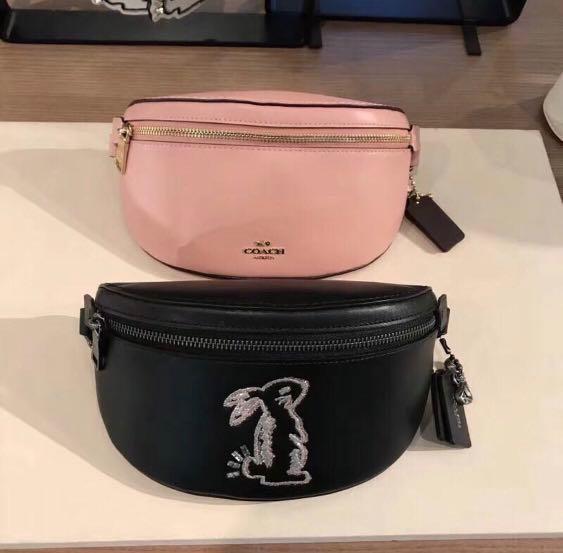 8cad6c1238 COACH X SELENA Belt Bag