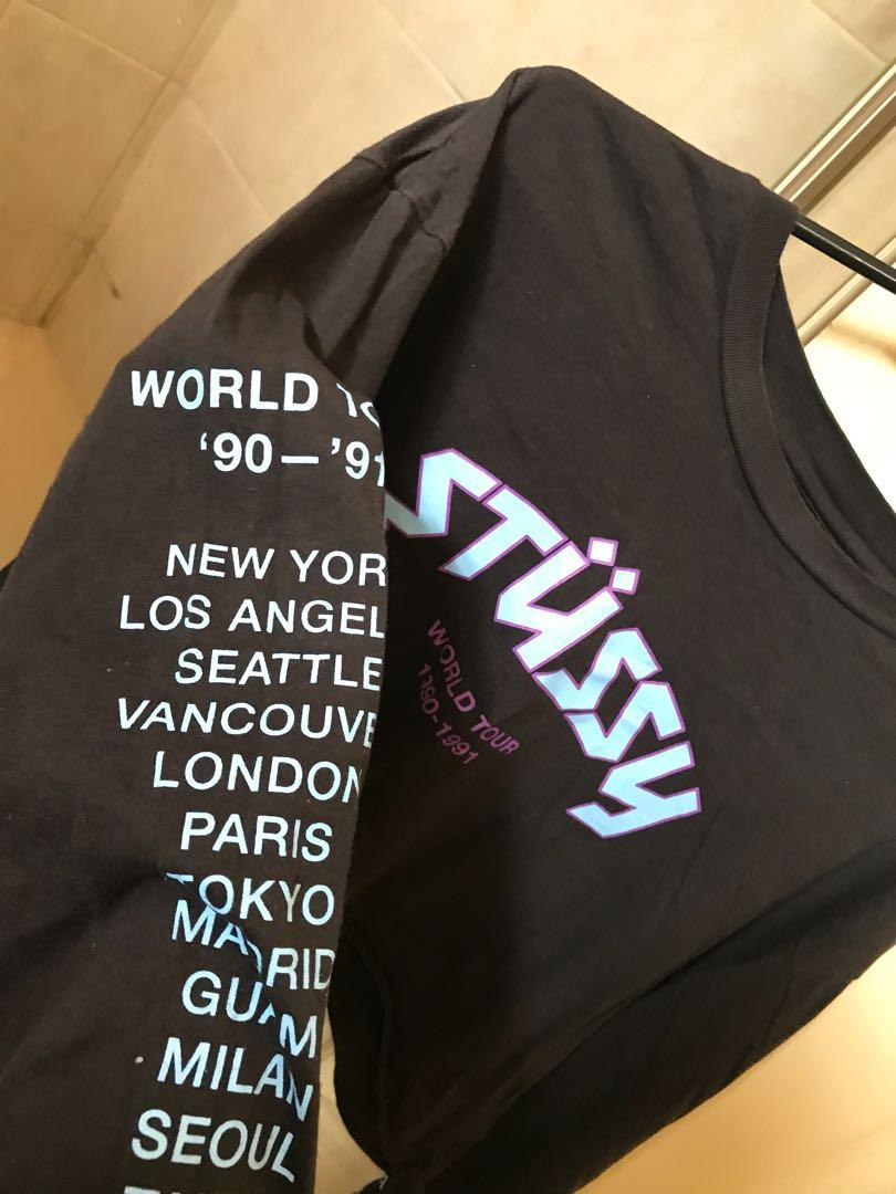 Cropped Stussy Top