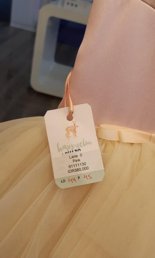 Dress pesta happy elm