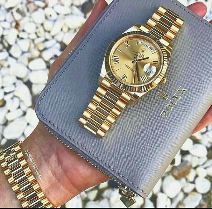 Gold ringd