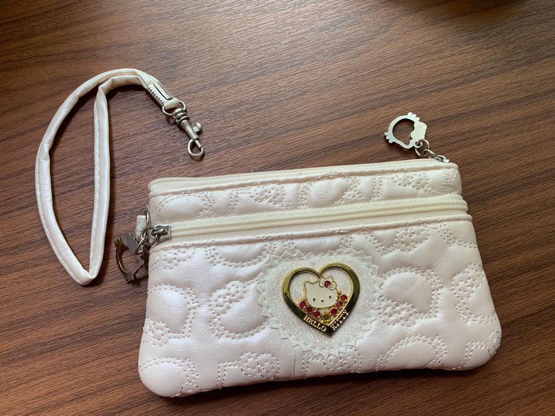 1a0a71615 Hello kitty! Small purse wallet wristlet, Women's Fashion, Bags ...