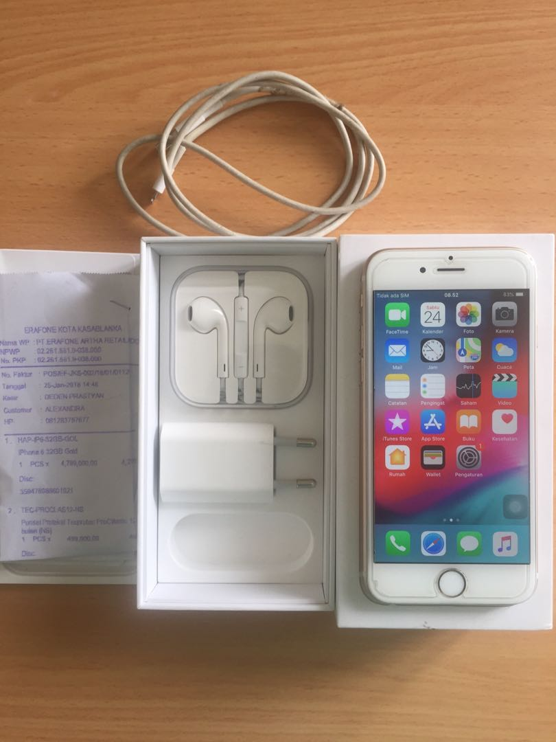 iPhone 6 32GB Gold bb769206d8