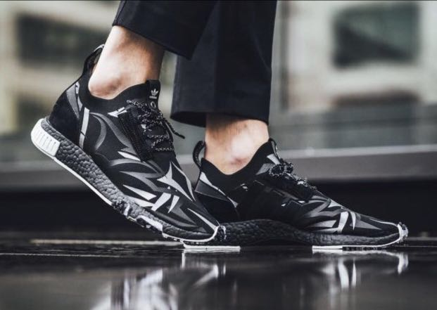 best sneakers e5483 4a8e9 JUICE x adidas NMD Racer