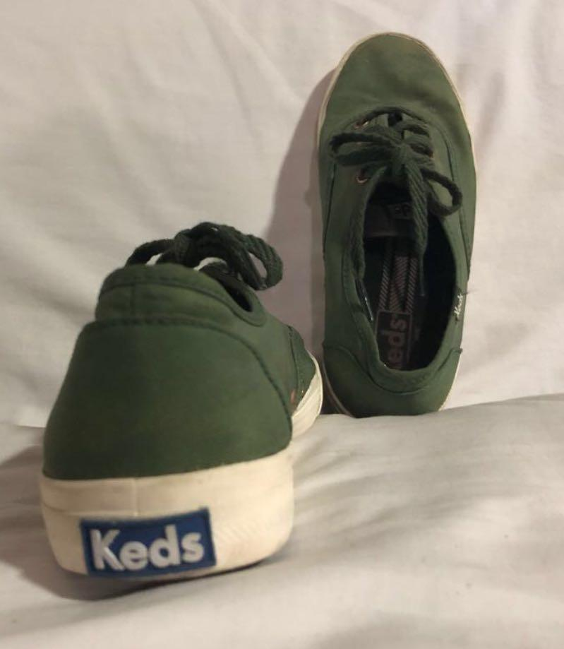 Keds Green Sneakers