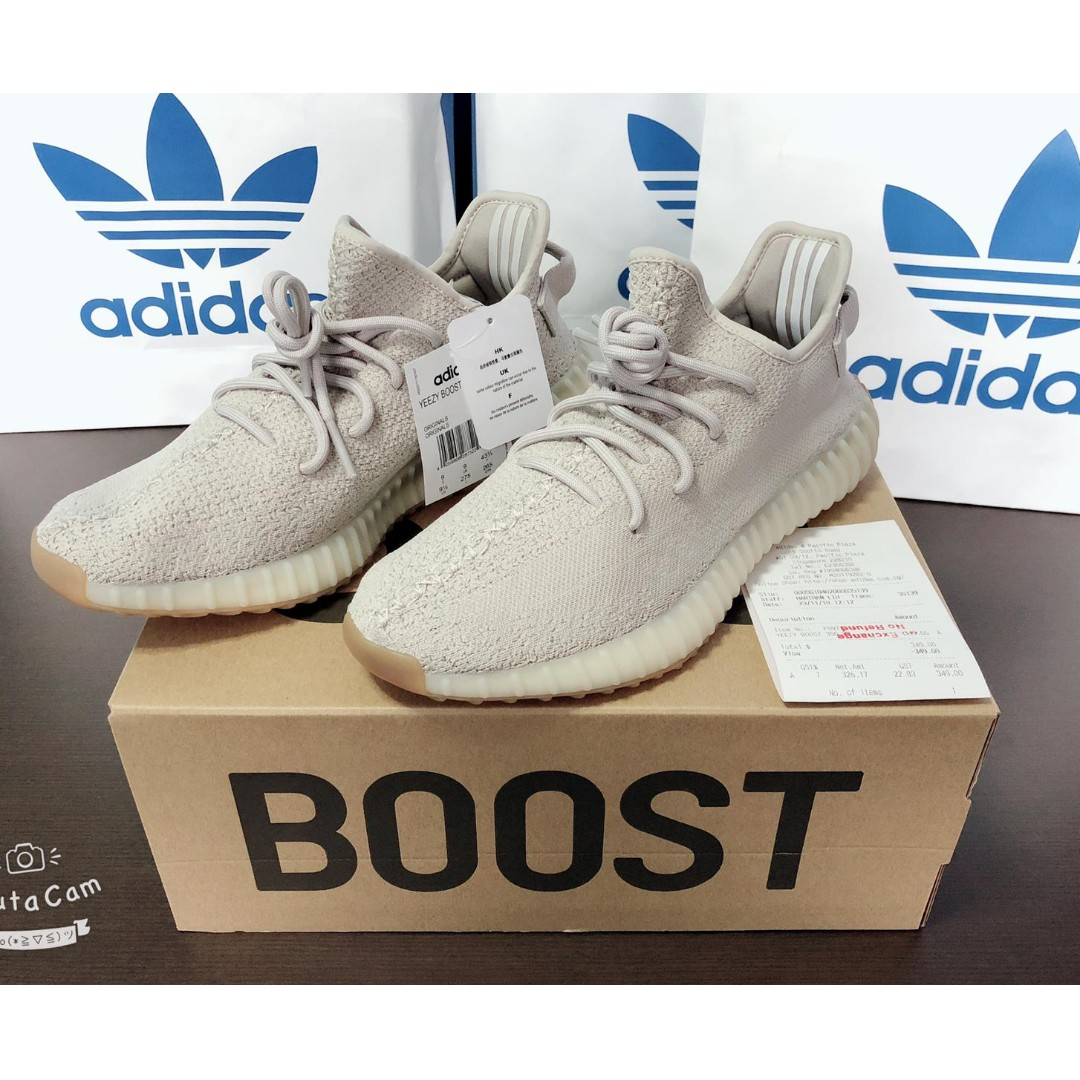 f23e8afb81bd9 Local Pair US9.5 UK9 Adidas Yeezy Boost 350 V2