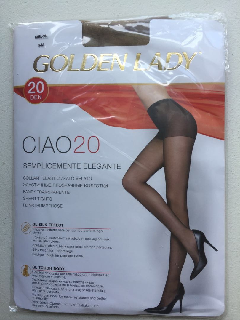 e7c94d5f42e M size premium sheer tights (Made in Italy)