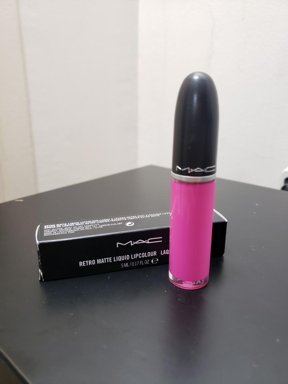 Mac liquid lipcolour